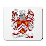 Parsons Coat of Arms Mousepad