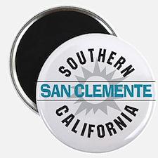 "San Clemente California 2.25"" Magnet (10 pack)"