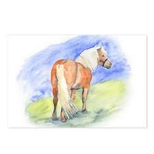 Pony Postcards (Package of 8)