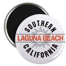 Laguna Beach California Magnet