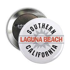 """Laguna Beach California 2.25"""" Button"""