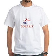 Plain White Solaris T-Shirt