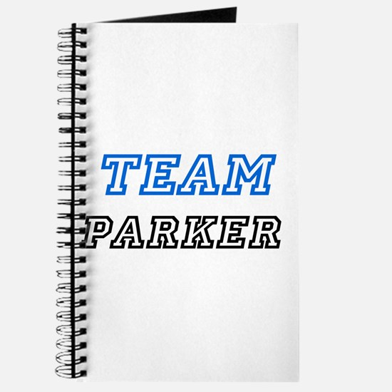 Team Parker Journal