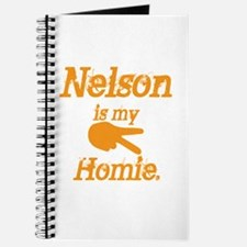 Nelson is my Homie Journal