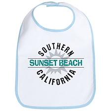 Sunset Beach California Bib