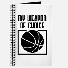 Basketball - WeaponOfChoice Journal