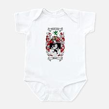 Powell Family Crest Infant Bodysuit