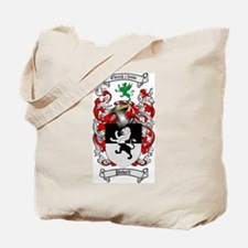 Powell Family Crest Tote Bag