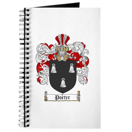 Porter Family Crest Journal