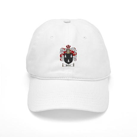 Porter Family Crest Cap