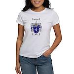 Poole Family Crest Women's T-Shirt