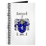 Poole Family Crest Journal