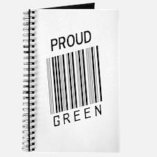 Proud Green Journal