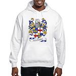 Polhemus Coat of Arms Hooded Sweatshirt