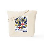 Polhemus Coat of Arms Tote Bag