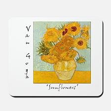 Sunflowers Mousepad