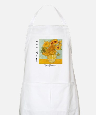 Sunflowers BBQ Apron