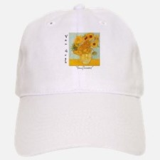 Sunflowers Baseball Baseball Cap