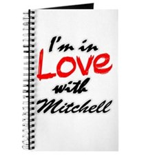in love with Mitchell Journal