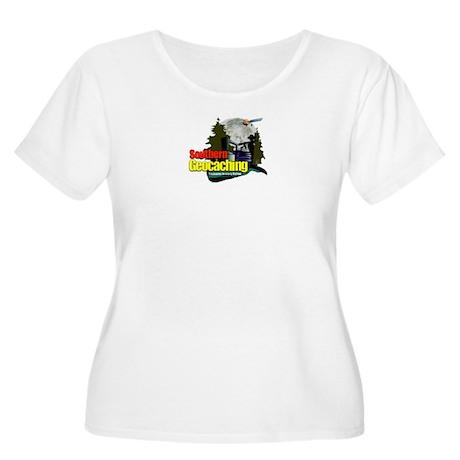 Southern Women's Plus Size Scoop Neck T-Shirt