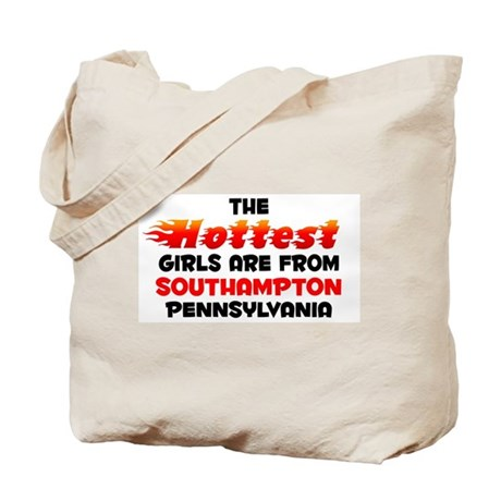 Hot Girls: Southampton, PA Tote Bag