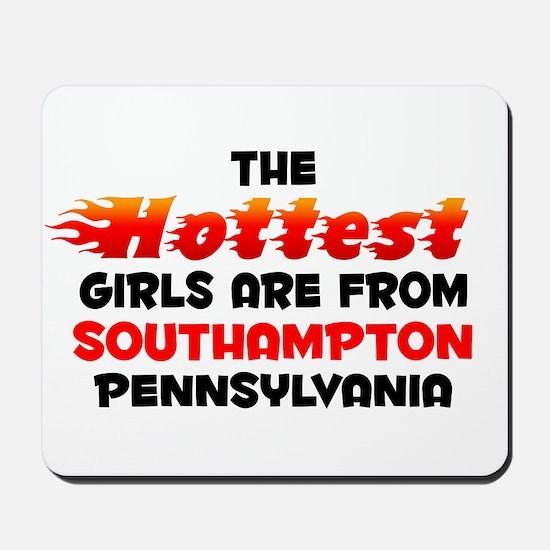 Hot Girls: Southampton, PA Mousepad