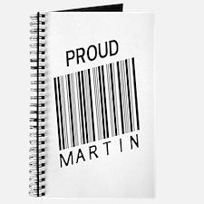 Proud Martin Journal