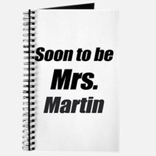 soon to be Mrs. Martin Journal