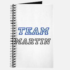 Team Martin Journal