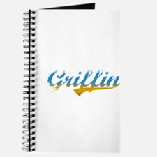 Beach Colored Griffin Journal
