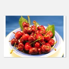 A Bowl of Cherries Postcards (Package of 8)