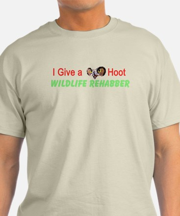 I Give A Hoot T-Shirt