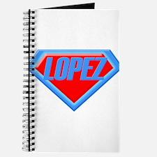 Super Lopez Journal