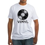 Vinyl Fitted T-Shirt
