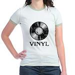 Vinyl Jr. Ringer T-Shirt