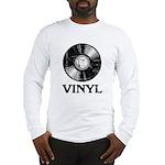 Vinyl Long Sleeve T-Shirt