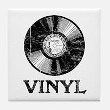 Vinyl Tile Coaster