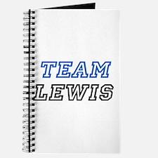 Team Lewis Journal