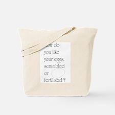 Cute Fertilize Tote Bag