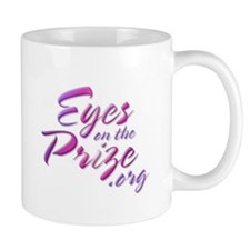 Iris mug with EOTP logo