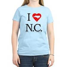 I Love NC T-Shirt
