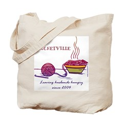 Hungry Husbands Tote Bag