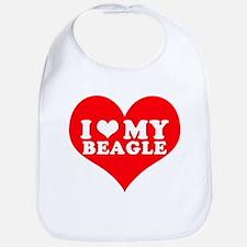 I (Hear) My Beagle Bib
