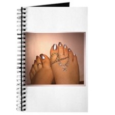 Funny Sexy feet Journal