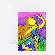 Goddess Dress Greeting Cards (Pk of 10)