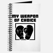 Boxing - WeaponOfChoice Journal