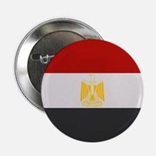 """""""Egypt Flag"""" 2.25"""" Button"""
