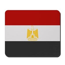 """Egypt Flag"" Mousepad"