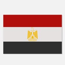 """""""Egypt Flag"""" Postcards (Package of 8)"""