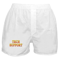Tech Support Boxer Shorts
